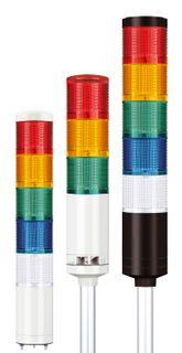 Tower Light Pole Mnt 24VAC/DC Buzzer Flashing IP54