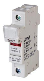 Fuse Disconnector 1 pole 32A Illuminated