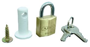 Load centre Padlocking kit