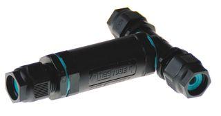 T Conn 5P 32x91x121 0.5mm - 1.5mm 32A