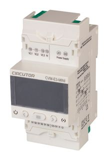 MFPM Din Mount MODBUS + Bacnet suits 5A CT