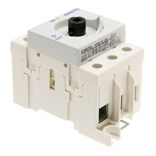 Load break switches without handle
