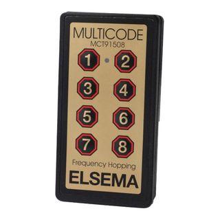 Transmitter 8-Channel Multicode Technology