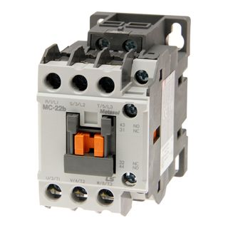 Contactor LS Electric 11kW 22A 240VAC 1NO 1NC