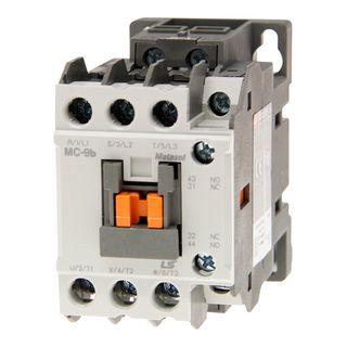Contactor LS Electric 11kW 22A 24VDC 1NO 1NC