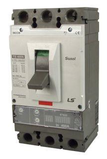 MCCB LS Electric 160-400A 65kA Electronic 3P