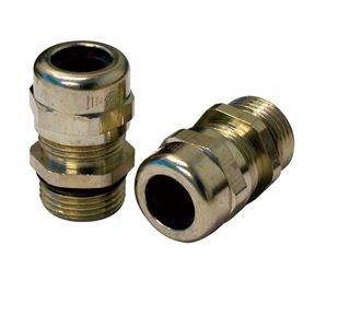 Cable Gland Metal M20 Thread 8-13mm Cable Range