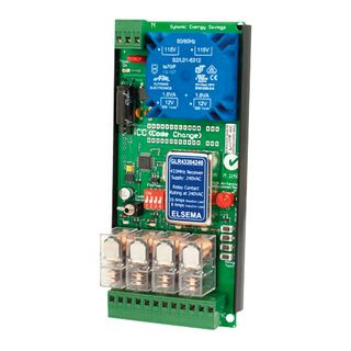 4-Channel Receiver 240VAC  4 Relay Outputs