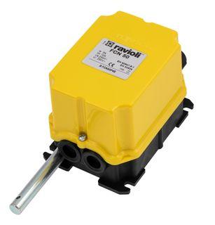 Cam Switch Large Cam 15:1 Ratio Raviolli 4 Pole