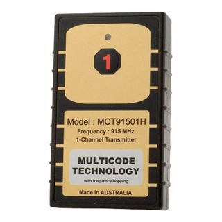 Transmitter 1-Channel Multicode Technology