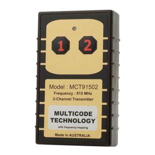 Transmitter 2-Channel Multicode Technology