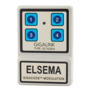 Transmitter 4-Channel C/W Membrane + Elsema Label