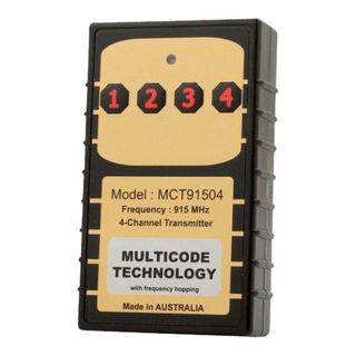 Transmitter 4-Channel Multicode Technology