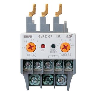 Electronic type suits standard frame contactors
