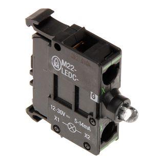 Led Element 18-30 V AC/DC Green