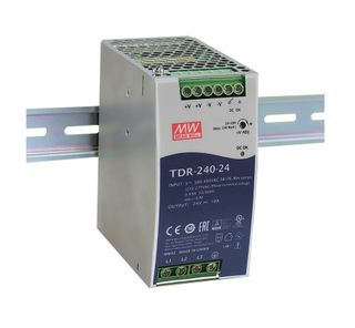 Power Supply 340-550VAC In 24VDC  20A Out 480 W