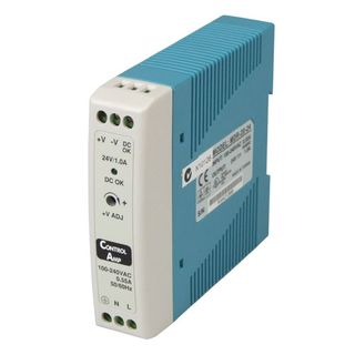 Power Supply 85-264VAC In 24VDC  1A Out 20 W