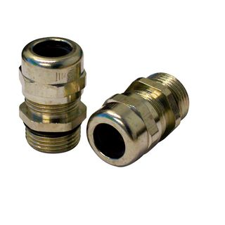 Cable Gland Metal M40 Thread 19-28mm Cable Range