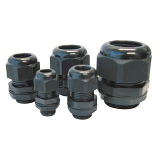 Cable Gland Nylon M20 Thread 10-14mm Cable Range