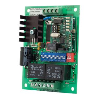 Receiver 2 Channel Supply 11-18 VAC/DC