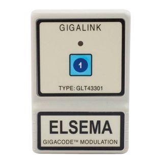 Transmitter 1-Channel C/W Membrane + Elsema Label