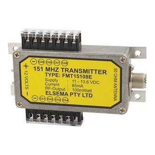 Transmitter No Case 8 Channel 100Mw Supply 12VDC