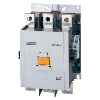 Contactor LS Electric 200kW 400A 415VAC/DC 2NO 2NC