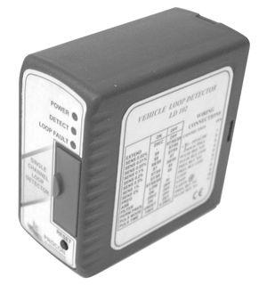 Loop Detector 11-26 VAC/DC Din Mount