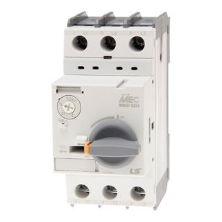 Motor Circuit Breaker LS Rotary handle 2.5-4A