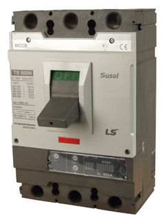 MCCB LS Electric 320-800A 85kA Electronic 3P