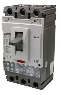 400-630A 65kA 3&4 pole Electronic