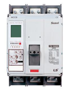 MCCB LS Electric 640-1600A 50kA Electronic 3 pole