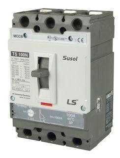 MCCB LS Electric 180-200A 50kA Thermal Magnetic 3P
