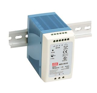 Power Supply 85-264VAC In 12VDC  7.5A Out 90 W