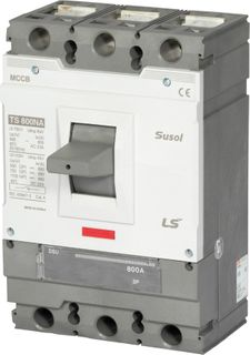 MCCB LS Electric Non Auto 800A 3 pole
