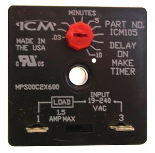 Solid State Timer Delay On Make 18-240VAC