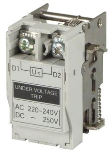 Under Voltage Trip suit TS100 /160 /250 200-240VAC