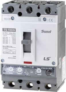 32-250A 50kA 3&4 pole Electronic