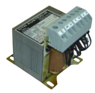 Transformer 40VA 415V / 240VAC in 24V / 12V out