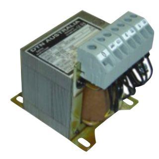 Transformer 60VA 415V / 240VAC in 24V / 12V out