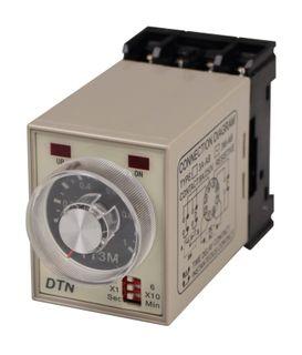 Timing Relay Multi Range 12VDC 8P 3S-30M 6S-60M