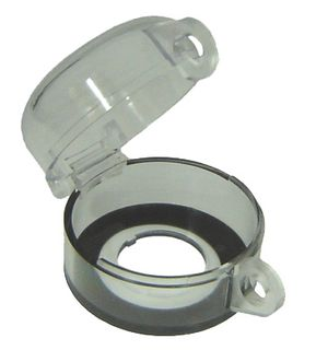 Pushbutton Sealing Cover Padlockable