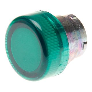 Pilot Light 22mm Green