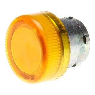 Pilot Light 22mm Yellow