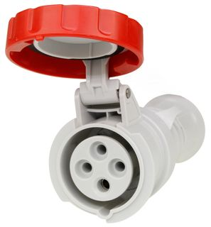 Extension Sockets 16A 415V 3P+E
