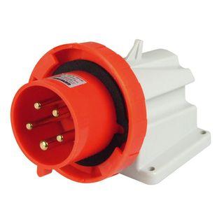 90 Deg Plug 32A 240VAC 2P+E