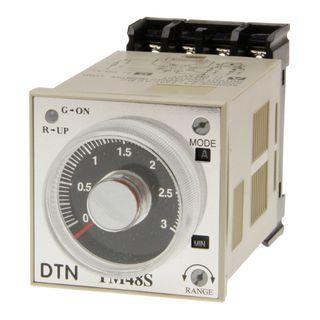 Timing Relay Multi Range  Function 240V 3S-30M