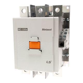 Contactor LS Electric 160kW 330A 240VAC 2NO 2NC