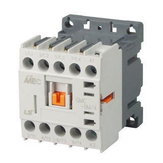 Contactor LS Electric Mini 4kW 9A 24VDC 1N/C