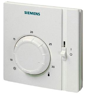 Thermostat 6A 24-240V Room 8-30 Deg C